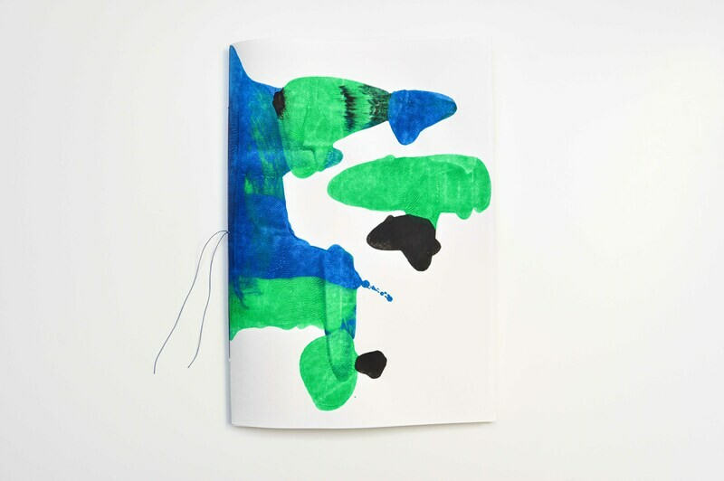 Multicolour Art Notebooks - A4 - Blue & Green