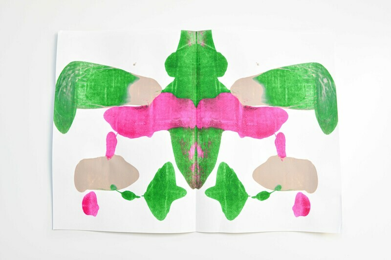 Rorschach Posters - A3/A4