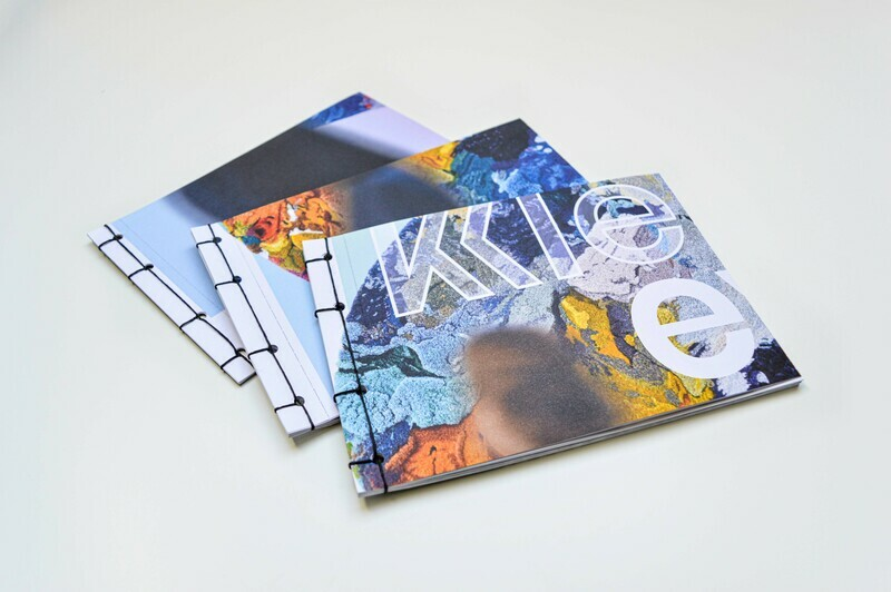 Recycled Design Poster Notebooks