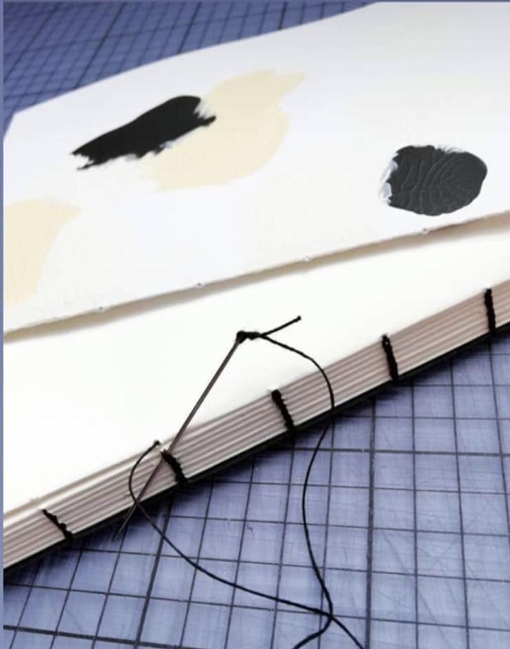 Custom Sketch- or Notebook