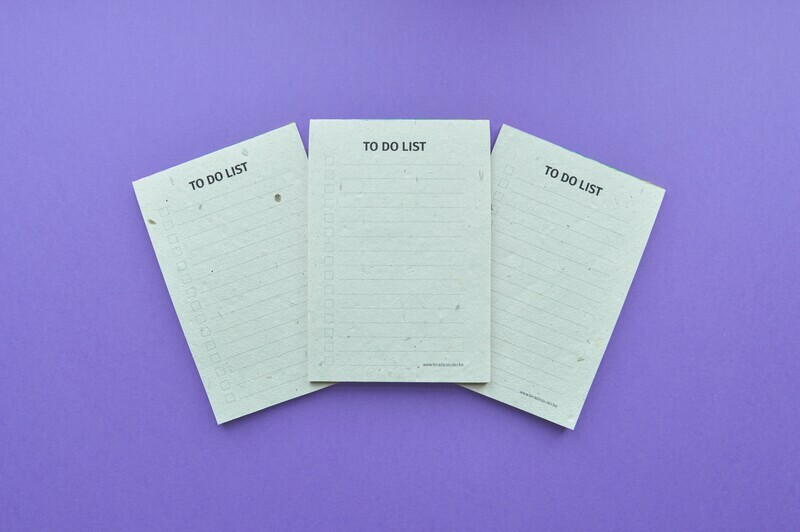 BUNDLE: 3 Pride&Bloom To Do Lists