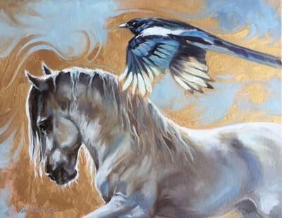 Golden Creatures: Wings Of Pegasus II