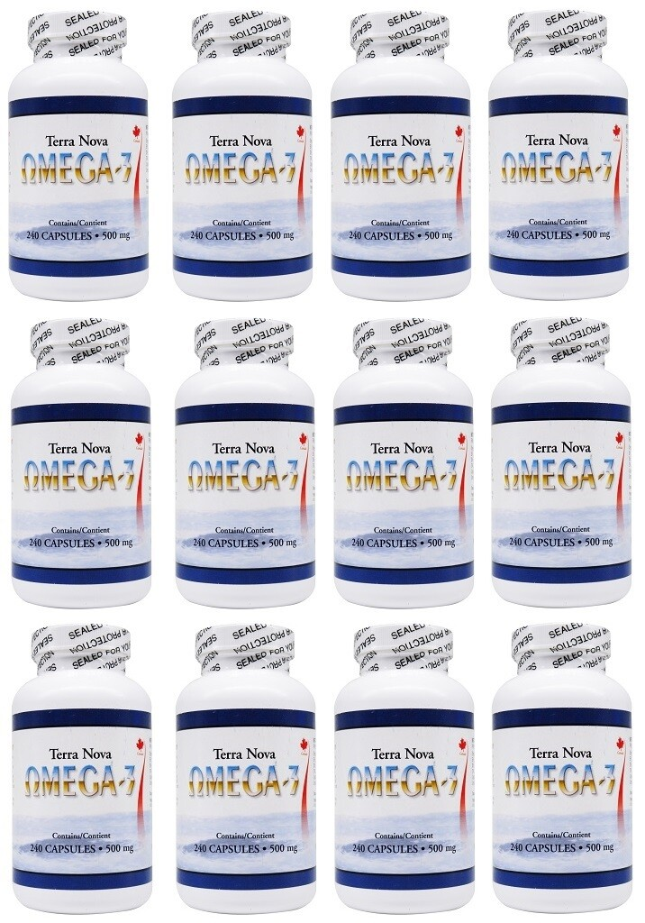Terra Nova Seal Oil - 12 Pack (2880 Total) - Free Shipping