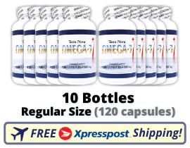 Terra Nova Seal Oil - 10 Regular Bottles