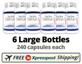 Terra Nova Seal Oil - 6 Large Bottles