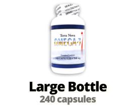 Terra Nova Seal Oil - Large Bottle