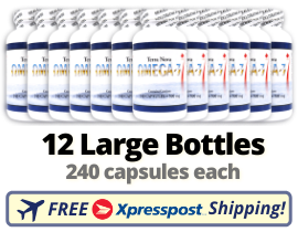Terra Nova Seal Oil - 12 Large Bottles
