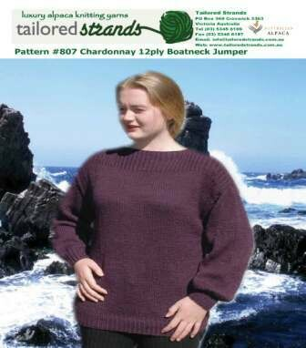 Tailored Strands Designer Patterns 12ply No.807