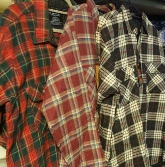 COVID19 Heavy Cotton fabric SHIRT SALE - NATURAL FIBRES - HEAVY COTTON  End of Winter Special -Heavy cotton shirt only AU$25.00 each.  One-off