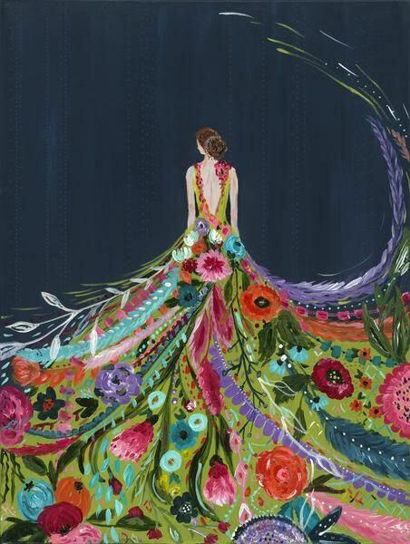 Digital painting class - Fashion Show