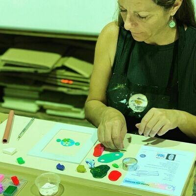 Polymer clay jewellery workshop - Monday 31 August, 11am-1pm