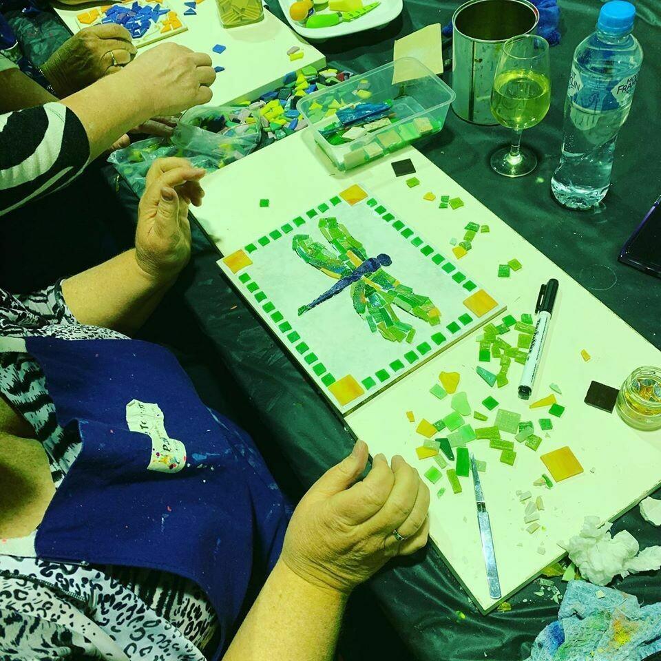 Mosaic Workshop - Wednesday 29 July 1-3pm