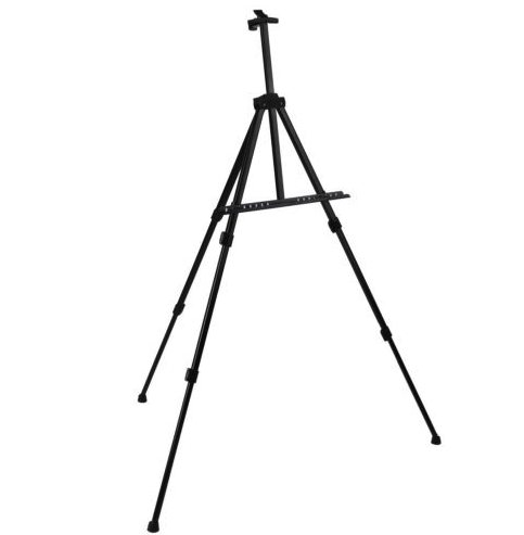 Portable Metal Easel - adjustable with carry bag