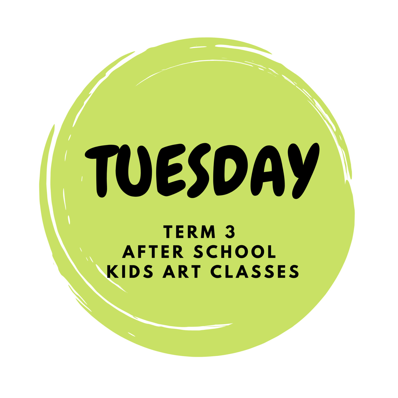 Term 3 After School Classes - FULL TERM - Tuesdays