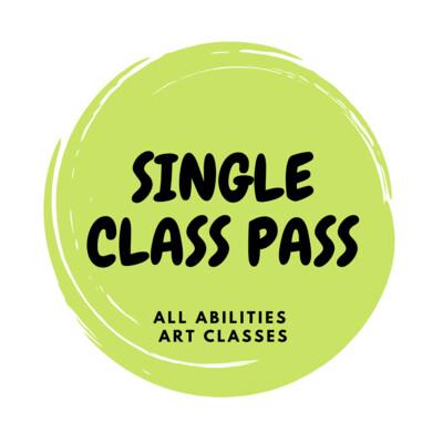 All Abilities Art Classes - Drop in Pass
