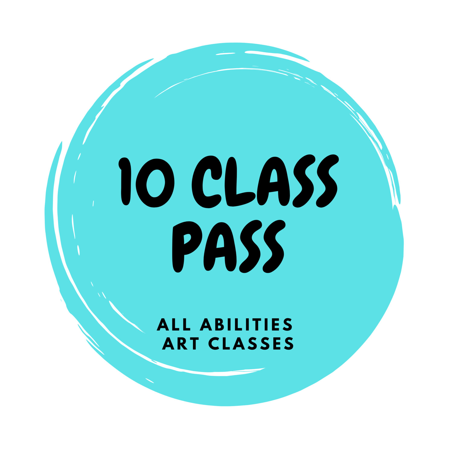 All Abilities Art Classes - 10 class pass