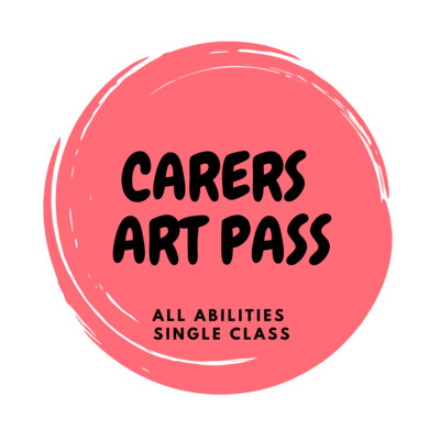 All Abilities Art Classes - Carers Pass
