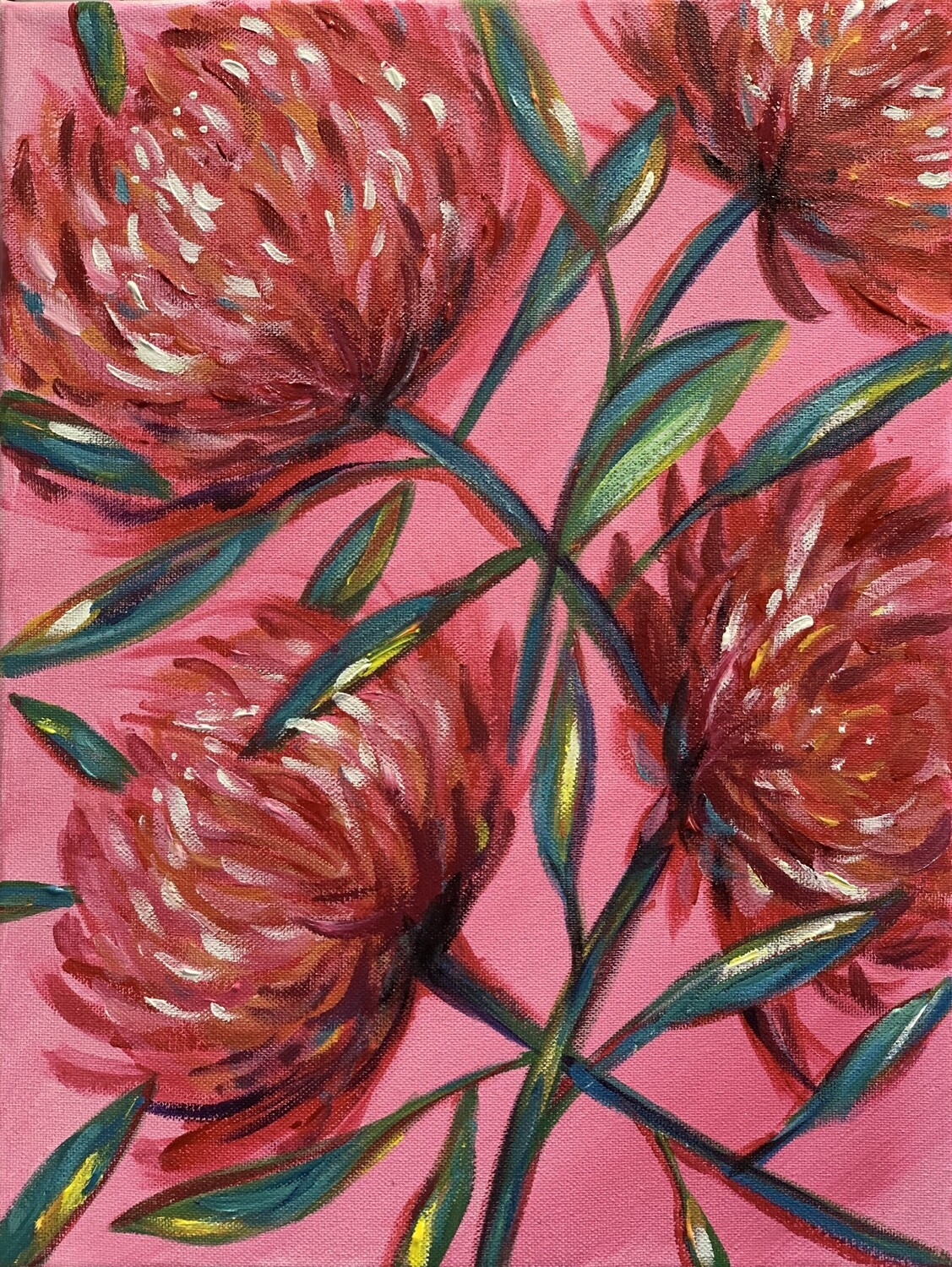 Paint n Sip at The Seed! Thursday 6 August 6-8pm