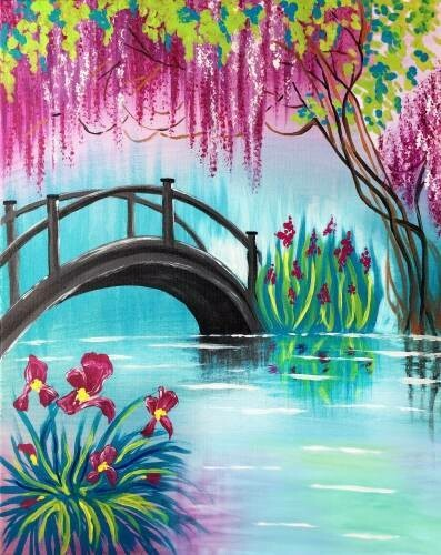Paint n Sip at The Seed! Sunday 2 August, 2-4pm