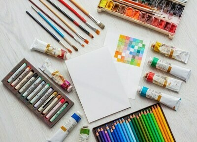 Drawing and paint class at The Seed! Wednesday 5 August, 1-3pm