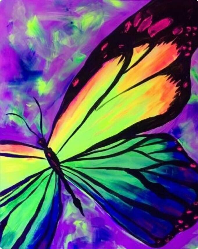 ARTWALK EVENT! GLOW pARTy at The Seed! Friday 2nd October 7-9pm