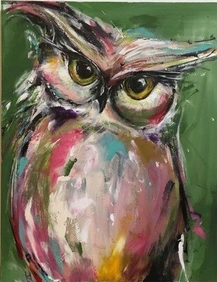 Paint n Sip at The Seed! Friday 16 October, 7-9pm