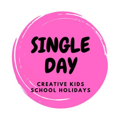 UP UP AWAY - Summer School Holidays Creative Kids - Single Day