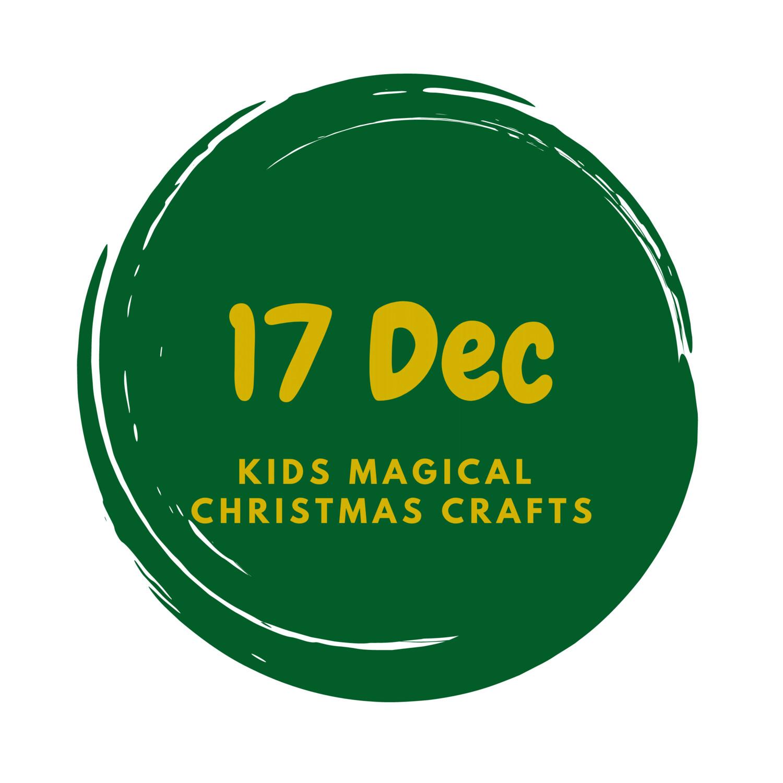 Christmas Creative Kids - Thursday 17 December