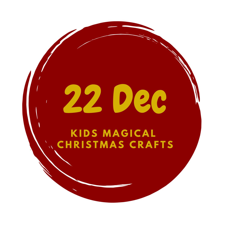 Christmas Creative Kids - Tuesday 22 December