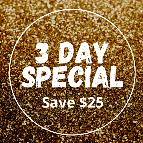 Christmas Creative Kids - 3 Day Special