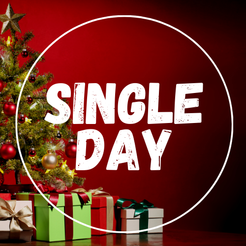 Mon 21 Dec - Christmas Creative Kids - Single Day