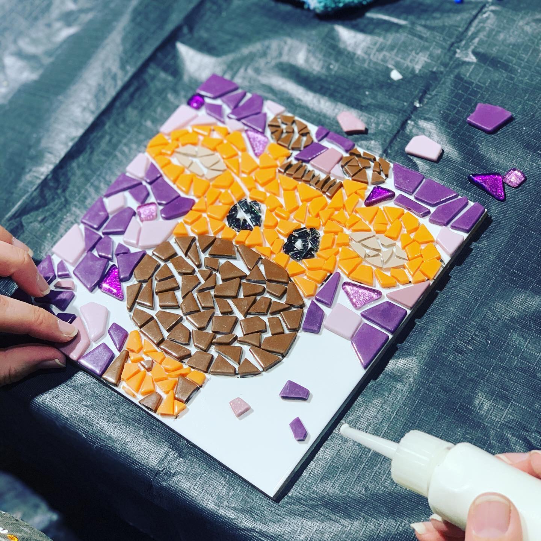 Mosaic Workshop - Saturday 7 November, 11am-2pm