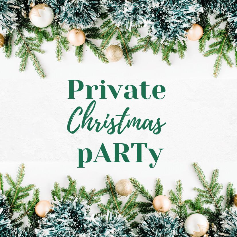 Private work Christmas pARTy - Port Macquarie Smart Centre - Saturday 12 Dec @ 2pm