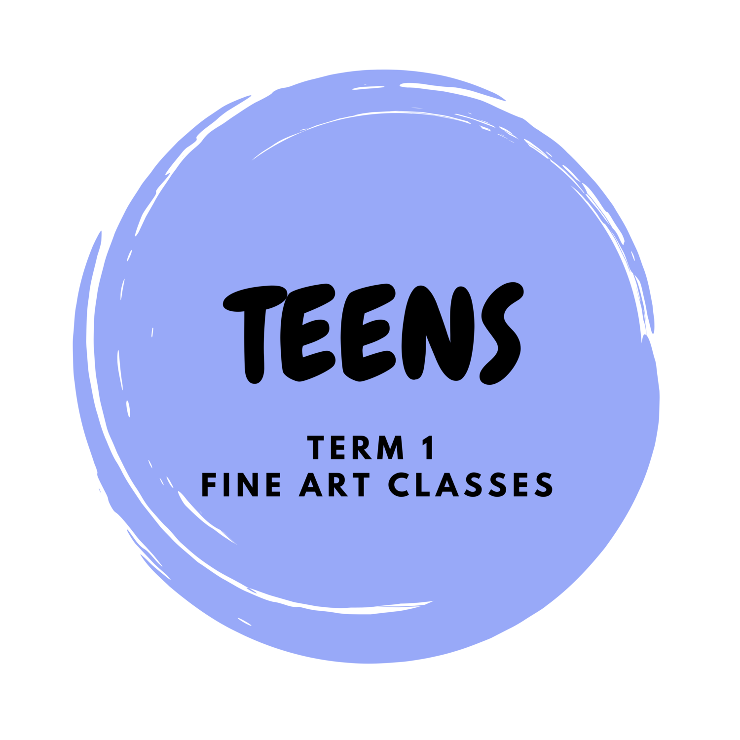 Teens Term 1 Fine Art Classes