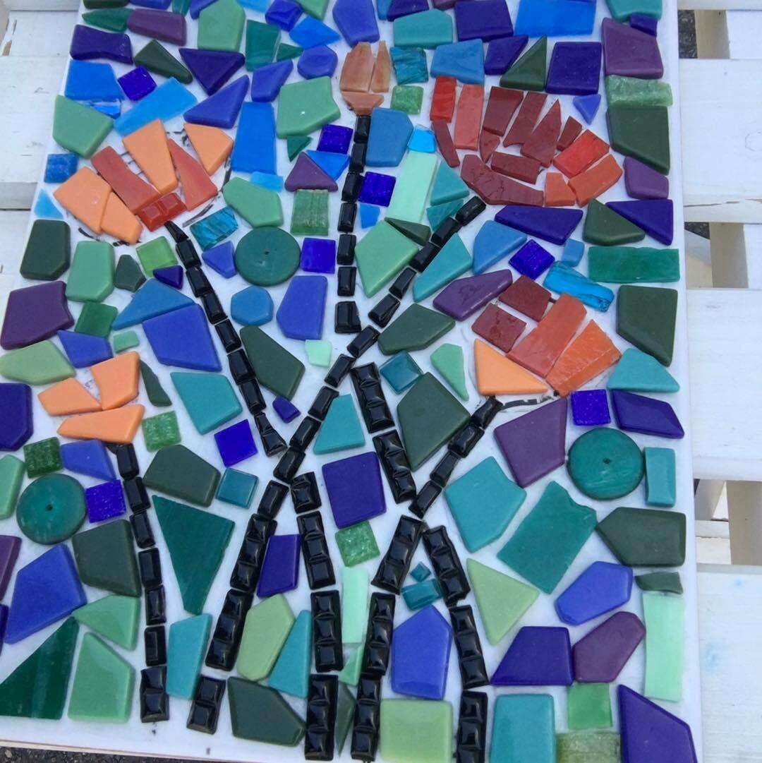 Mosaic Workshop - Saturday 24th April, 9am-12pm