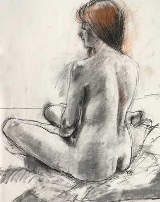 Life Drawing - Tuesday 19th October 7-9pm