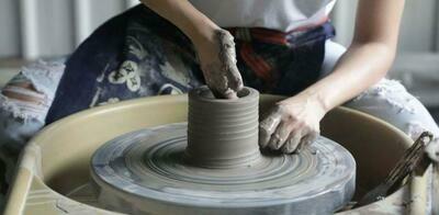 Intro to Pottery Wheel - 30th April 6-8pm