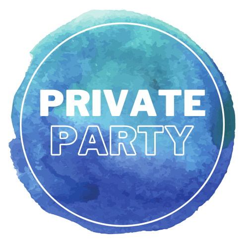 Private Resin Party for Cassandra - Monday 3rd May 6pm - 8pm