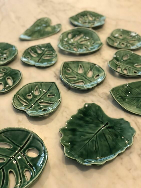 Leaf Plates and Platters, 18th April 10am-12pm