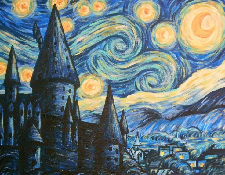 Paint n Sip at The Seed! Friday 23rd April 7-9pm