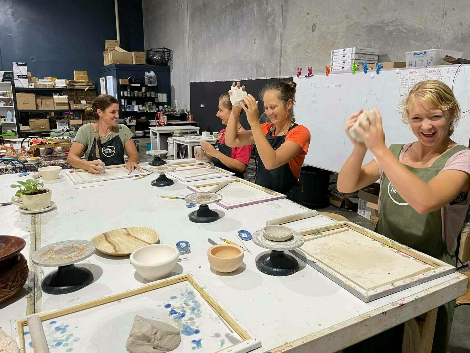 Friday Morning Pottery- 23rd April 10am-12pm