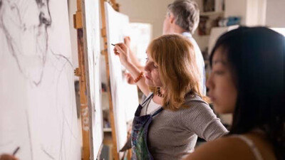 Life Drawing - Wednesday 21st April 7-9pm
