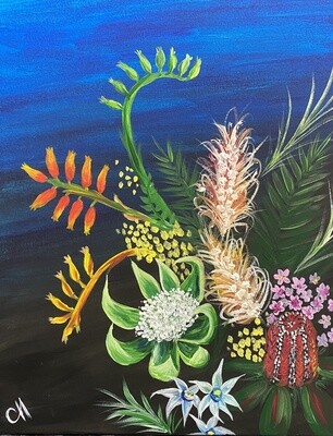 Mother's Day Paint n Sip at The Seed! Sunday 9th May 2-4pm