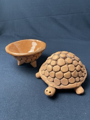 Clay Turtle/Bubble Bowl Kids Workshop - 22nd August 10-12pm