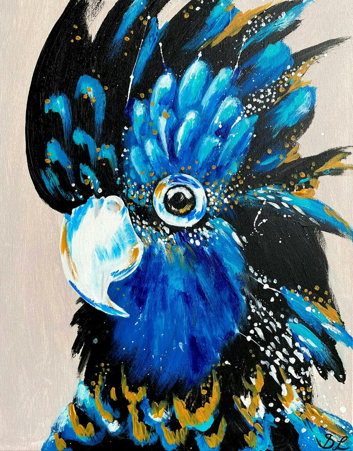 Paint n Sip at The Seed! Sunday June 27th 2-4pm