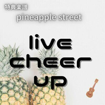 Live Cheer up! 11 (特典楽曲Pineapple street)
