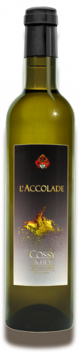 L'accolade, Assemblage Blanc