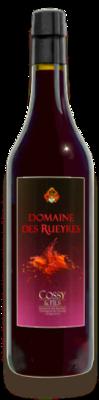 Chardonne Grand Cru Domaine des Rueyres Pinot Noir 50 cl