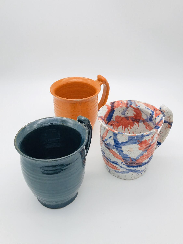 Mug, Barrel shape