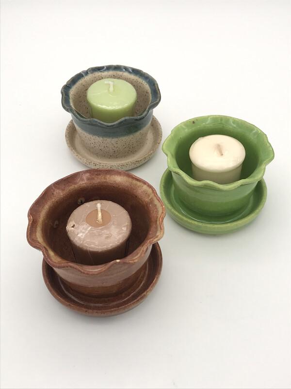 Candle cup, Votive